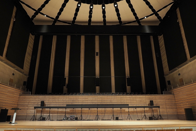 WFS in the concert hall
